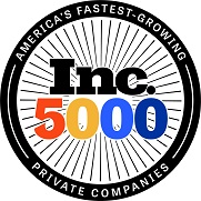 2020 INC 5000 Fastest Growing Private Companies In America.